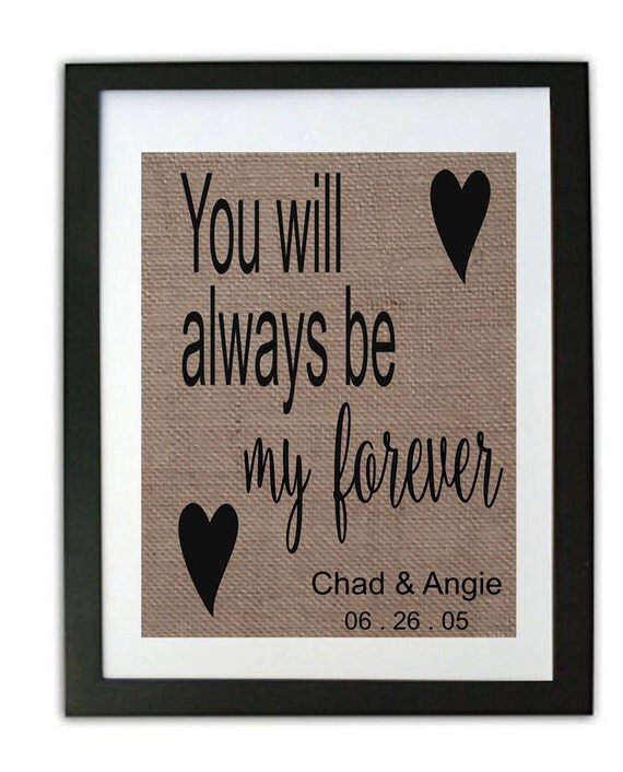 Second Wedding Anniversary Gifts For Men: Unique Anniversary Gifts 2nd Anniversary Gifts For Men Burlap