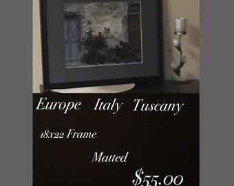 Europe Italy Tuscany