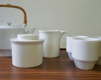 6 Piece Tea Set