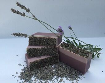 SOAP - French Lavender Soap, Vegan Soap, Vegan, Handmade Soap, Cold Process Soap, Gift Soap
