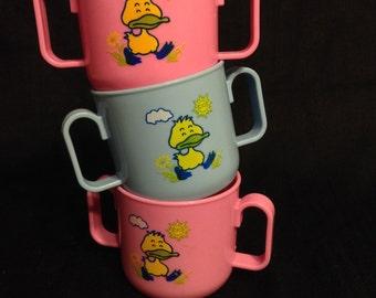 Vintage Kid Cups