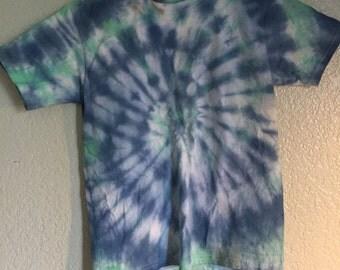 Ocean Sprial T-shirt