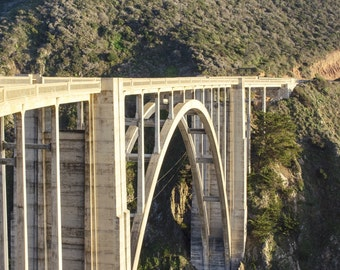 Bixby Creek Bridge, Monterey, CA