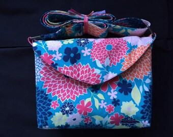 Shoulder bag(Blue)