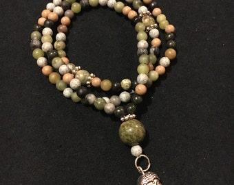 Dainty Mala bracelet