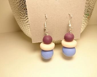 Fimo/Polymer Clay earrings earrings