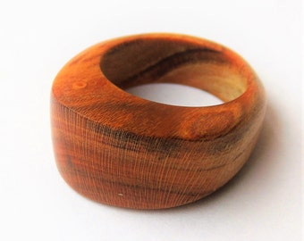 Apricot wood ring