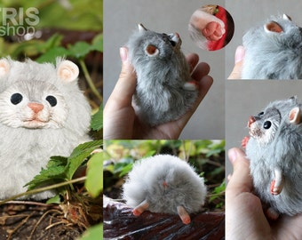 Mini hamsters toy [discount]