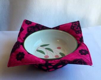 Microwave Potholder Bowl