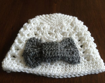 Beanie hat for 6-9 month old.