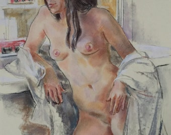 "Picture ""At the window"""