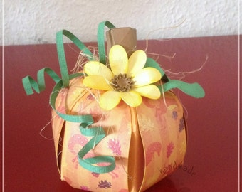 Decoration, pumpkin, autumn, paper