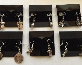 Little Things Theme Earrings