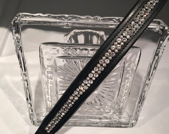 Clear Beaded Browband