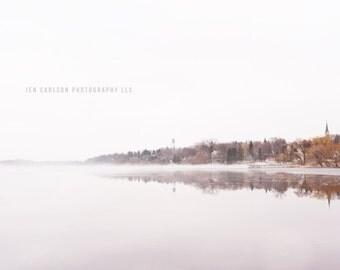 Print ~ Lake Waconia Reflection