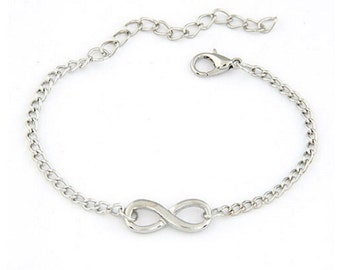 Infinity link (silver)