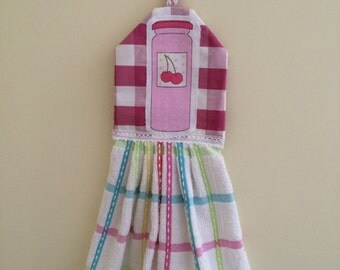 Oven door hand towel, Kitchen Hand Towels