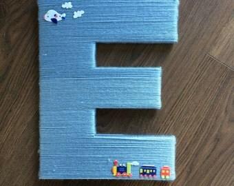 Custom Woollen Letter