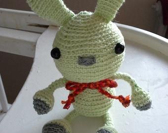 Rabbit Wasabi (small model)
