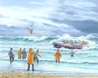 Sepoy - sea rescue oil original
