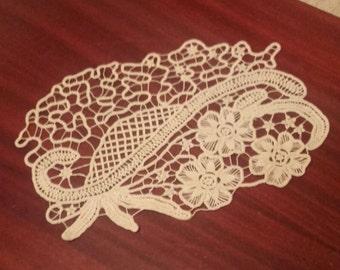Amazing crochet doily, lace doily