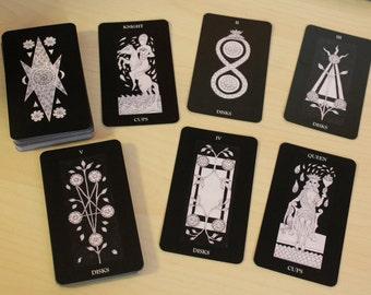 First Edition - Artist Made Tarot Card Deck