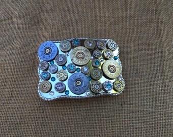 Swarovski Bullet Belt Buckle