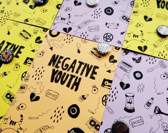Negative Youth zine