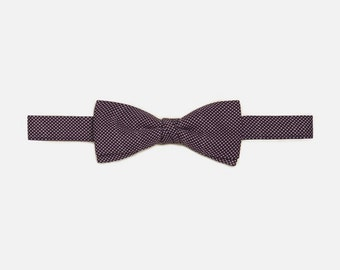 Mens limited edition bow tie & pocket square set designed by Australian brand Coyaba.