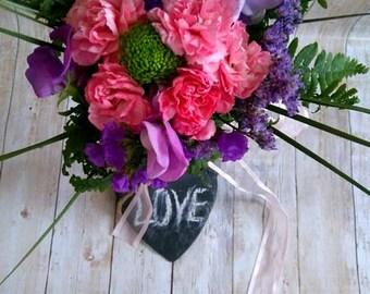 Wild forest Bride's bouquet!