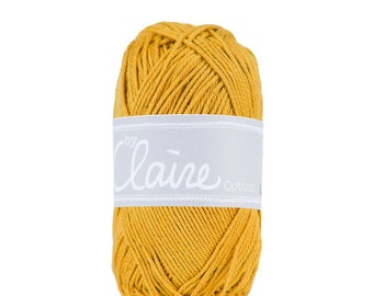 Claire's no. 1-dark yellow