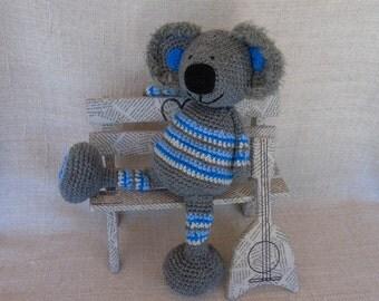 Koala au crochet, Ko Alain l'amoureux patient