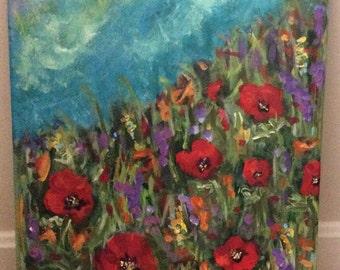 California Meadow-Poppy