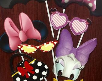 Minnie Mouse Photo Prop