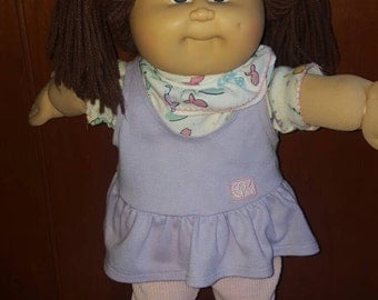 Vintage 1985 cabbage patch kid