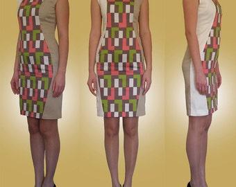 SALE Asymmetrical dress Size UK 8