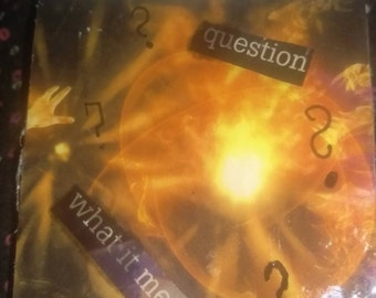 ATC (Artistic Trading Card): Question
