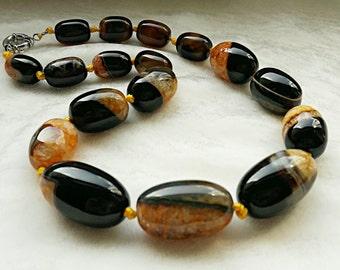 genuine agate necklaces for women unique stone necklaces nature stone jewelry crystal necklaces gemstone jewelry agate necklaces