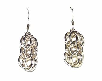 Full Persian drop earrings