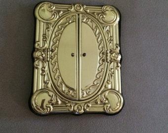 Vintage Loui Michel Cei by Bowon brass picture frame