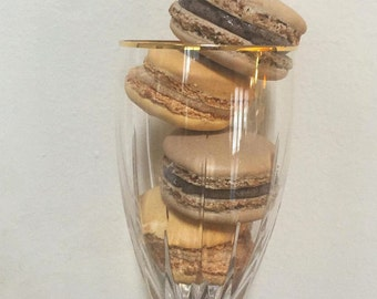4 French Macarons - Gluten Free Baked Fresh to Order