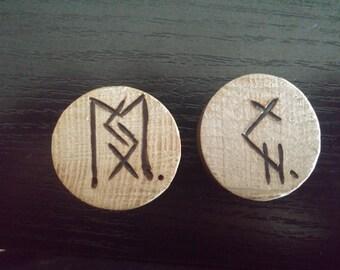 Bind runes / runes of family / partner runes