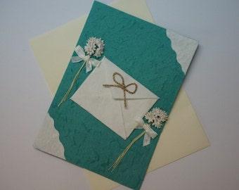 Greeting Envelope Card