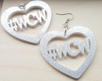 WCW Earrings in 27 Colors