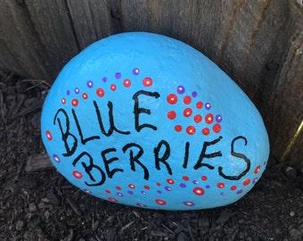 Blueberry marker