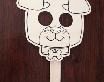 Dog Breed Create-a-Mask