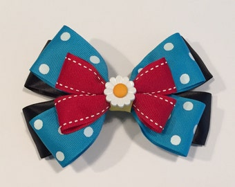 Minnie Mouse Hair Bow (Vintage)