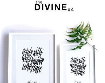 theDIVINE #4