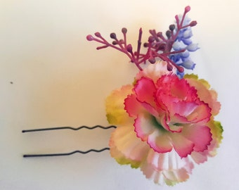 What in Carnation?! Hair Pin