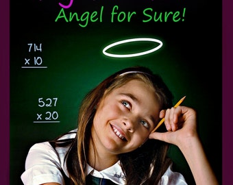 Angel's Catholic Books Series: Book One, Angel or Not? Angel for Sure!